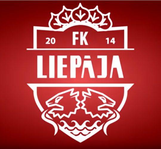 FK Liepāja novēlējums Kristapam Porziņģim eng